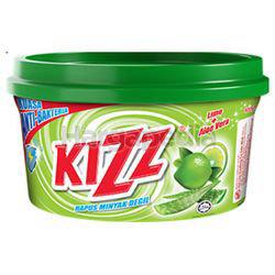 Kizz Dishwashing Paste Lime 350gm