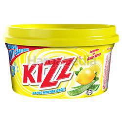 Kizz Dishwashing Paste Lemon 350gm