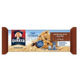 Quaker Oat Cookies Chocolate Chips 108gm