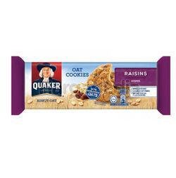 Quaker Oat Cookies Raisins 108gm