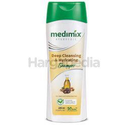 Medimix Deep Cleansing and Hydrating  Shampoo 400ml