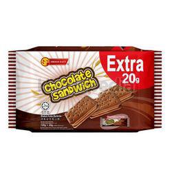 Shoon Fatt Chocolate Sandwich Biscuits 140gm