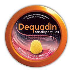 Dequadin Pastilles Himalayan Salt & Lemon 50gm