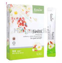 Ecolite Boostick Wolfberry + White Chrysanthemum 10x12gm