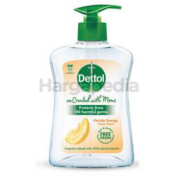 Dettol co Created with Moms Hand Wash Florida Orange 250gm