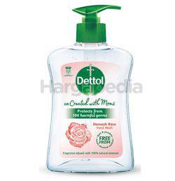 Dettol co Created with Moms Shower Gel Damask Rose 250gm