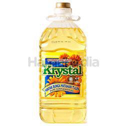 Krystal Sunflower Oil 3kg
