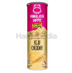 Himalaya Hippo Crisps Cheddar Cheese 110gm