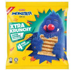 Mamee Monster Xtra Krunchy Onion 4x25gm