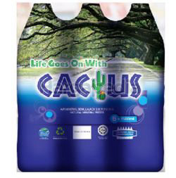 Cactus Mineral Water 6x1.5lit