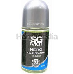 SG Men Flower Deodorant Roll On Men Hero 45ml