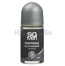 SG Men Flower Deodorant Roll On Men Fantasia 45ml