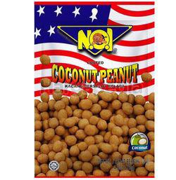 NOi Coated Coconut Peanut 128gm