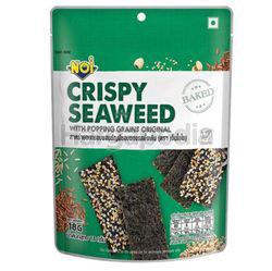 NOi Crispy Seaweed With Popping Grain Original 18gm