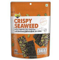 NOi Crispy Seaweed With Pumpkin Seed 18gm