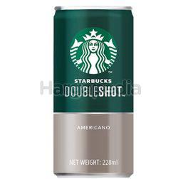 Starbucks Doubleshot Classic Americano 228ml