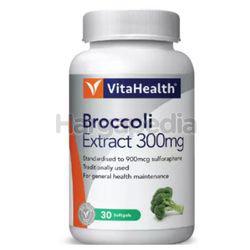 VitaHealth Broccoli Extract 300Mg 30s