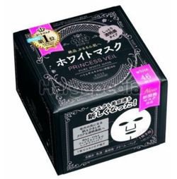 Kose Cosmeport Clear Turn Princess Veil Pure White Mask 46s