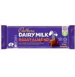 Cadbury Block Chocolate Roast Almond 90gm