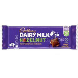 Cadbury Block Chocolate Hazelnuts 90gm