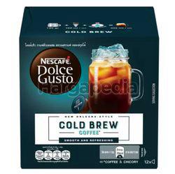 Nescafe Dolce Gusto Cold Brew Coffee 12s