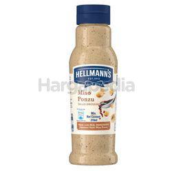 Hellmann's Salad Dressing Miso Ponzu 210ml