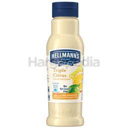 Hellmann's Salad Dressing Triple Citrus 210ml