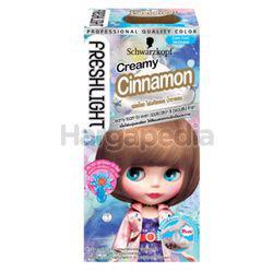 Schwarzkopf Freshlight Hair Colour Creamy Cinnamon 1set
