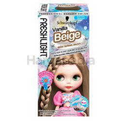 Schwarzkopf Freshlight Hair Colour Vanilla Beige 1set