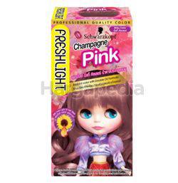 Schwarzkopf Freshlight Hair Colour Milky Cream Champagne Pink 1set