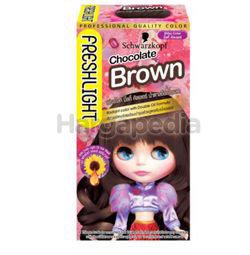 Schwarzkopf Freshlight Hair Colour Milky Cream Chocolate Brown 1set