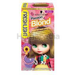 Schwarzkopf Freshlight Hair Colour Milky Cream Pasion Blond 1set