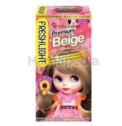 Schwarzkopf Freshlight Hair Colour Milky Cream Premium Beige 1set