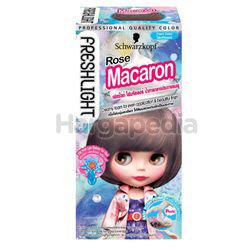 Schwarzkopf Freshlight Hair Colour Rose Macaron 1set