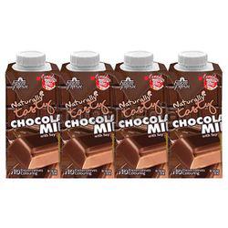 Farm Fresh UHT Chocolate Milk With Soy 4x200ml