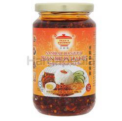 Tean's Crispy Anchovy Chili 320gm