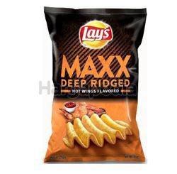 Lay's Maxx Hot Wings 65gm
