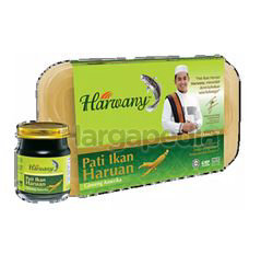 Harwany Essence of Black Fish With American Ginseng  (6+1)x75ml