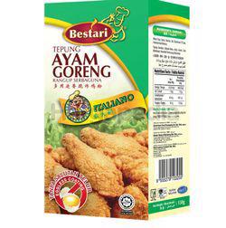 Bestari Fried Chicken Coating Italiano 150gm