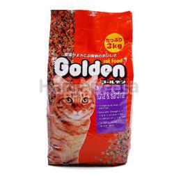Golden Cat Tuna & Sardine 3kg