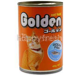 Golden Cat Ocean Fish 400gm
