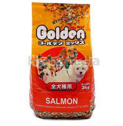 Golden Dog Food Salmon 3kg