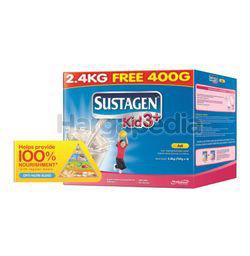 Sustagen Kids Milk Powder Plain 2.8kg