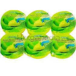 Cocon Honey Melon Pudding 6x118gm