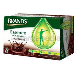 Brand's Essence of Chicken Chocolate  6x42gm
