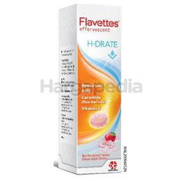 Flavettes Effervescent H-Drate 15s