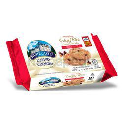 Torto White Castle Crispy Rice Choc Chip Cookies 120gm