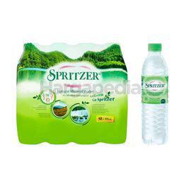 Spritzer Mineral Water 12x600ml