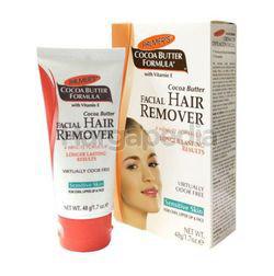 Palmer's Cocoa Butter Facial Hair Remover For Sensitive Skin 48gm