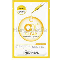 Mediheal Clear Alpha Mask EX 1s